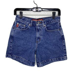 Guess Jeans Denim Shorts High Rise